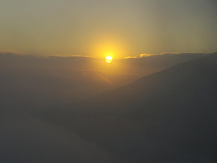 Tramonto in montagna le piuù belle foto di tramonto in montagna